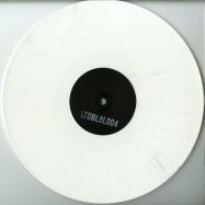 Front View : Various Artists - LTDBLBL004 (WHITE VINYL) - Ltd,W/Lbl / LTDBLBL004