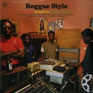 Front View : Various Artists - REGGAE STYLE (2LP) - Wagram / 05176341