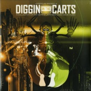 Front View : Various Artists - DIGGIN IN THE CARTS (LTD YELLOW & ORANGE 2LP + MP3) - Hyperdub / HDBLP038 / 00127090