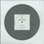 Front View : George Earnest & Der Opium Queen - TIME HEALS ALL WOUNDS - Echovolt / EVR 028