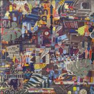 Front View : Afriqua - COLORED (PINK 2LP) - R&S Records / RS1915 / 05180901