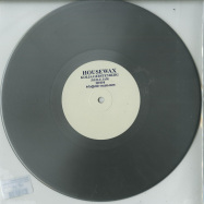 Front View : Kolja Gerstenberg - JIZZLE JAM (COLOURED 10 INCH) - Housewax / H1010