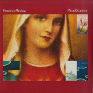 Front View : Francesco Messina - MEDIO OCCIDENTE (REMASTERED) (REISSUE) (LP, LIMITED) - Best Italy / BST X069