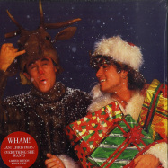 Front View : Wham! - LAST CHRISTMAS (LTD WHITE 7 INCH) - Sony Music / 19075978847
