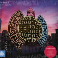 Front View : Various Artists - ELECTRONIC 90S (2LP) - Ministry of Sound / MOSLP533 / 9416569