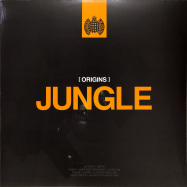 Front View : Various Artists - ORIGINS OF JUNGLE (2LP) - Ministry Of Sound / MOSLP550