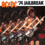 Front View : AC/DC - 74 JAILBREAK (LP) - Sony Music / E80200