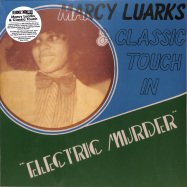 Front View : Marcy Luarks & Classic Touch - (RSD 2020) ELECTRIC MURDER (LP) - Kalita / KalitaLP005