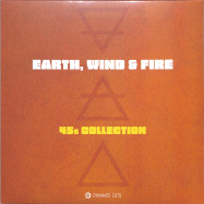 Front View : Earth, Wind & Fire - 45S COLLECTION  (2X7 INCH) - Dynamite Cuts  / DYNAM7070/71