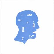 Front View : Reece Cox - CLANG (LTD BLUE LP) - Ideal / IDEAL196