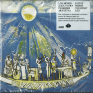 Front View : Lon Moshe & Southern Freedom Arkestra - LOVE IS WHERE THE SPIRIT LIES (CD) - Strut / STRUT239CD / 05204162
