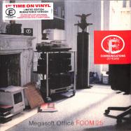 Front View : Various Artists - MEGASOFT OFFICE FCOM25 (2LP) - F COMMUNICATIONS / 267R184012