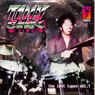 Front View : Tony Cook - THE LOST TAPES VOL. 1 (LTD. PURPLE COLORED VINYL) - Happy Milf Records / HMR011LTD