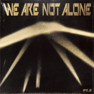 Front View : Various Artists - WE ARE NOT ALONE - PART 3 (2LP) - Bpitch Control / BPX012-PT3
