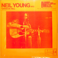 Front View : Neil Young - CARNEGIE HALL 1970 (2LP) - Reprise Records / 9362488515