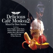 DELICIOUS CAFE MOSKVA 2 (CD)
