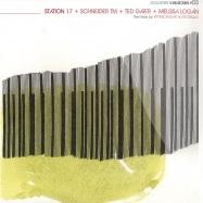 Front View : Station 17 Schneider TM/ Ted Gaier / Melissa Logan - GOLDSTEIN VARIATIONEN 3 - 17rec006