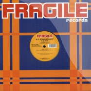 Front View : M.P. Sound Project - BLUE NOISE 2009 - Fragile / frg103