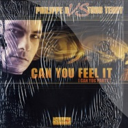 Front View : Philippe B vs Todd Terry - CAN YOU FEEL IT - Universal / 9834736