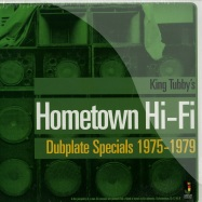 Front View : King Tubby - HOMETOWN HI-FI: DUBPLATE SPECIALS 1975-79 (LP) - Jamaican Recordings / jrlp051 / 979691