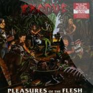 Front View : Exodus - PLEASURES OF THE FLESH (LP + 180GR) - Universal / 9962341