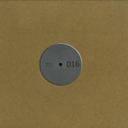 Front View : Savas Pascalidis - NIGHTSHADES - Non Series / NON016