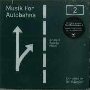 Front View : Gerd Janson Presents - MUSIK FOR AUTOBAHNS 2 (CD) - Rush Hour / RHM 018 CD