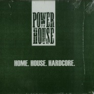 Front View : Various Artists - HOME. HOUSE. HARDCORE. (CD) - Power House / PH606 / 108712