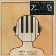 Front View : Sula Bassana - ORGAN ACCUMULATOR (LP) - Deep Distance / DD37