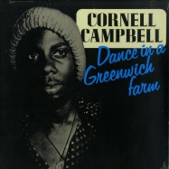 Front View : Cornell Campbell - DANCE IN A GREENWICH FARM (LP) - Radiation Roots / RROO315LP