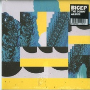 Front View : Bicep - BICEP (CD) - Ninja Tune / ZENCD244