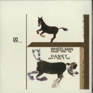Front View : Wheelman/ Hanky - SPLIT SINGLE - Studio Barnhus / Barn054