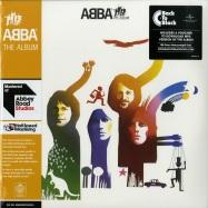 Front View : Abba - THE ALBUM (180G 2X12 LP + MP3) - Universal / 5762251