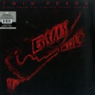 Front View : Various Artists - TWIN PEAKS: MUSIC FROM THE LIMITED EVENT SERIES O.S.T. (RED & BLACK 2X12 LP + POSTER) - Rhino / 7726690