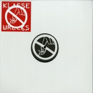 Front View : Dawl Sween - RISE OF THE HUMANOIDS EP - Klasse Wrecks / WRECKS016