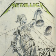 Front View : Metallica - ...AND JUSTICE FOR ALL (2X12 LP + MP3) - Blackened Recordings / BLCKND007 / 4724315