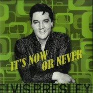 Front View : Elvis Presley - ITS NOW OR NEVER (180G LP) - Disques Dom / ELV310 / 7981102