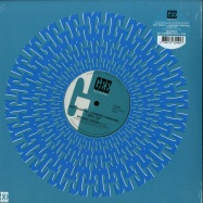 Front View : SOUL SUGAR (feat. Leonardo Carmichael) - I WANT YOU - Gee Recordings / GEE12002