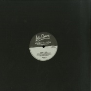 Front View : Knight Action - SINGLE GIRL - LETS DANCE / LDR-071