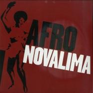 Front View : Novalima - AFRO (PINK LP) - Wonderwheel / WWNOVA01