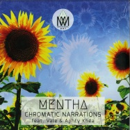 Front View : Mentha - CHROMATIC NARRATIONS FT. VALE & APHTY KH - Mentha Music / Mentha001