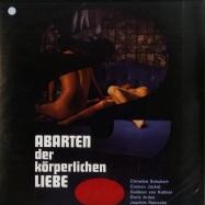 Front View : Dieter Reith - DEGENERATED LOVE / ABARTEN DER KOERPERLICHEN LIEBE O.S.T. (LTD PINK LP + MP3) - Private Records / VAG-09