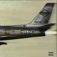 Front View : Eminem - KAMIKAZE (OLIVE GREEN LP) - Interscope / 7709492
