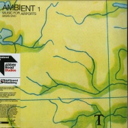 Front View : Brian Eno - AMBIENT 1: MUSIC FOR AIRPORTS (180G 2LP + MP3) - Universal / ENO2LP6 / 6775047