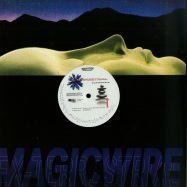 Front View : Ex-Terrestrial - EUPHORBIA (ANF REMIX) - Magicwire / MAGIC016