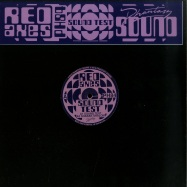 Front View : Red Axes - SOUND TEST - Phantasy Sound / PH84