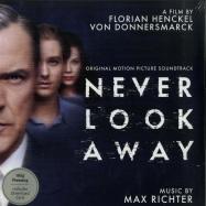Front View : Max Richter - NEVER LOOK AWAY O.S.T. (180G 2LP + MP3) - Deutsche Grammophon / 4837053