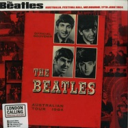Front View : The Beatles - AUSTRALIAN TOUR 1964 (LTD COULORED 180G LP) - London Calling / LCLPC5023