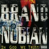 Front View : Brand Nubian - IN GOD WE TRUST (2LP) - Elektra / TEG75507-1