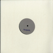 Front View : Truncate - THE BELL - BLUEPRINT / BP055